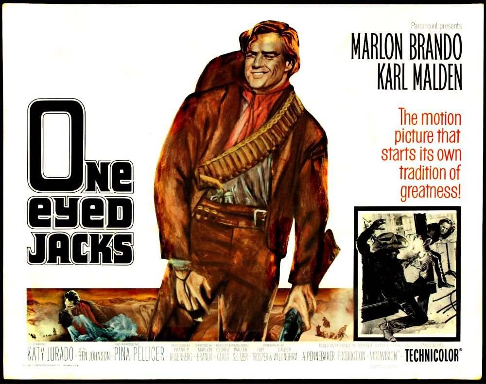 One-Eyed Jacks poster 6