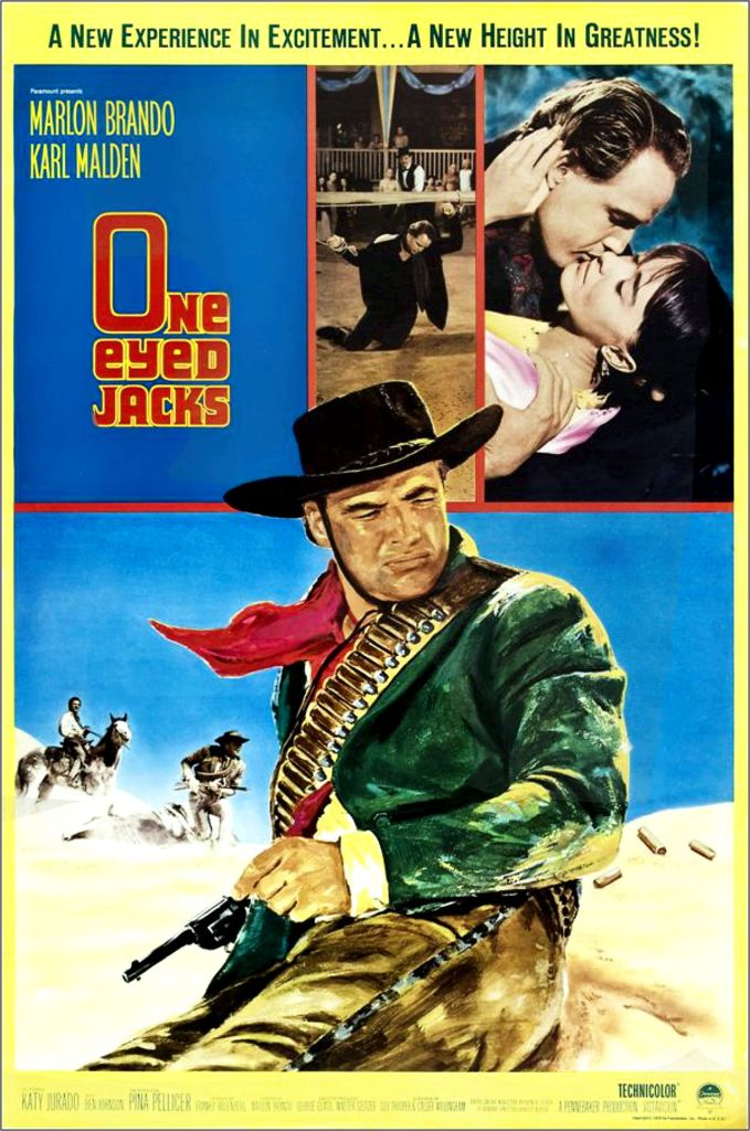 One-Eyed Jacks poster 7