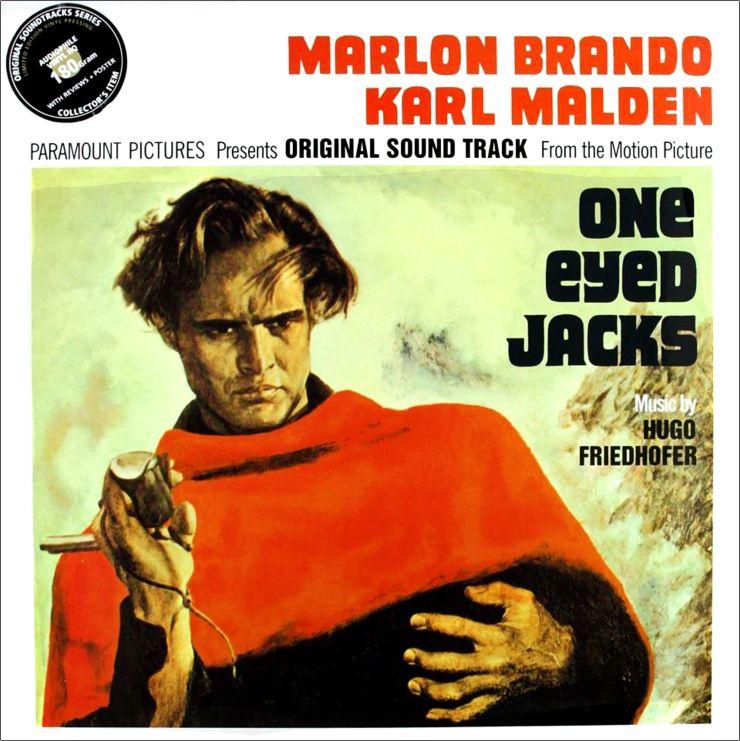 One-Eyed Jacks poster album cover