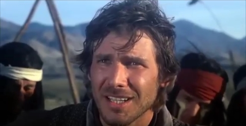 The Frisco Kid Harrison Ford