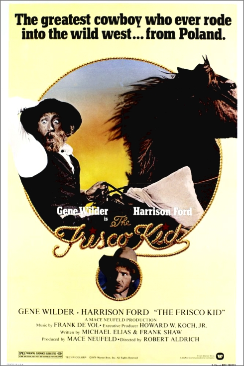 The Frisco Kid poster 2