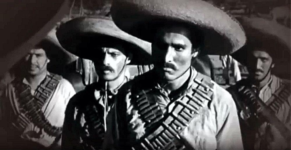 Viva Zapata Henry Silva