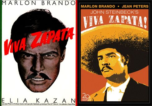 Viva Zapata posters 4