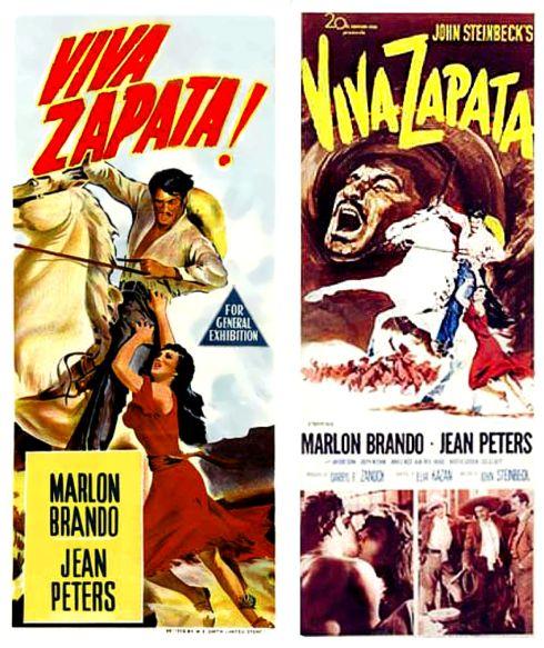 Viva Zapata posters 6