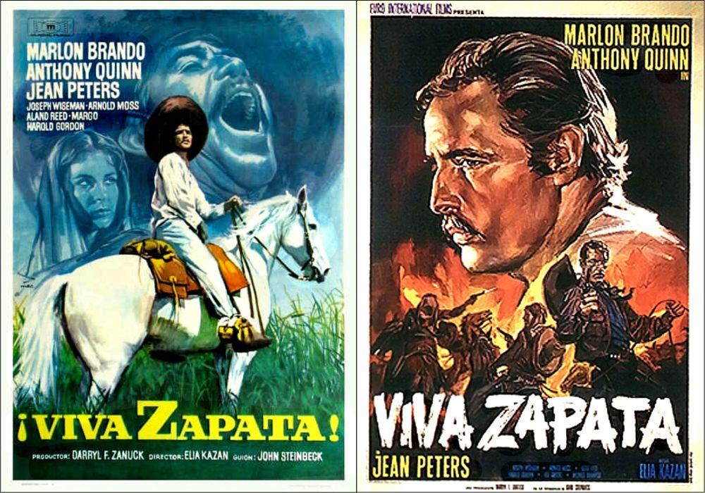 Viva Zapata posters 7