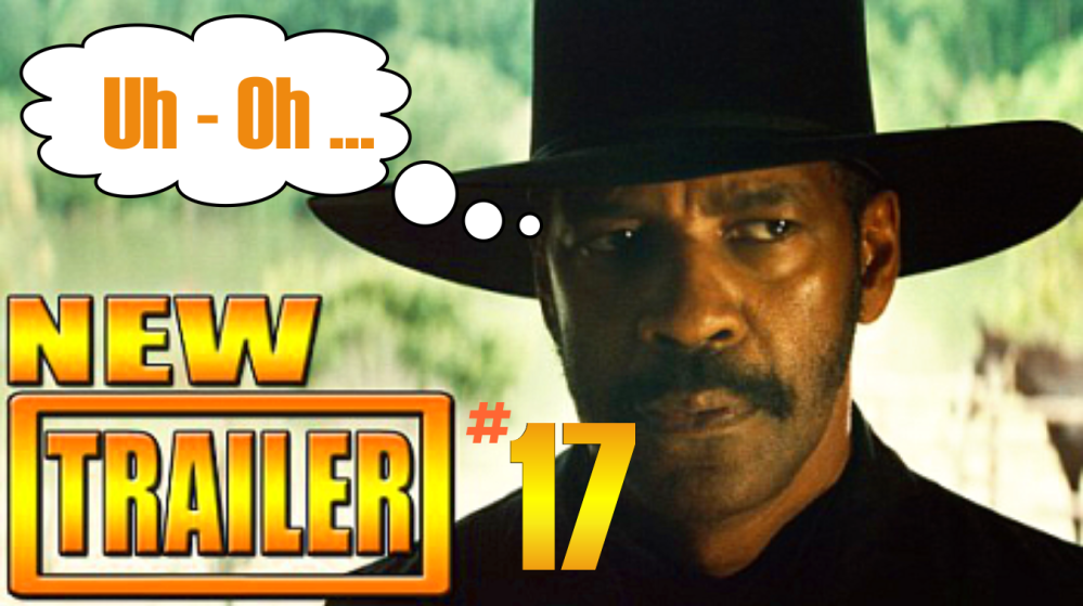 THE MAGNIFICENT 7 2016 - Denzel Washington