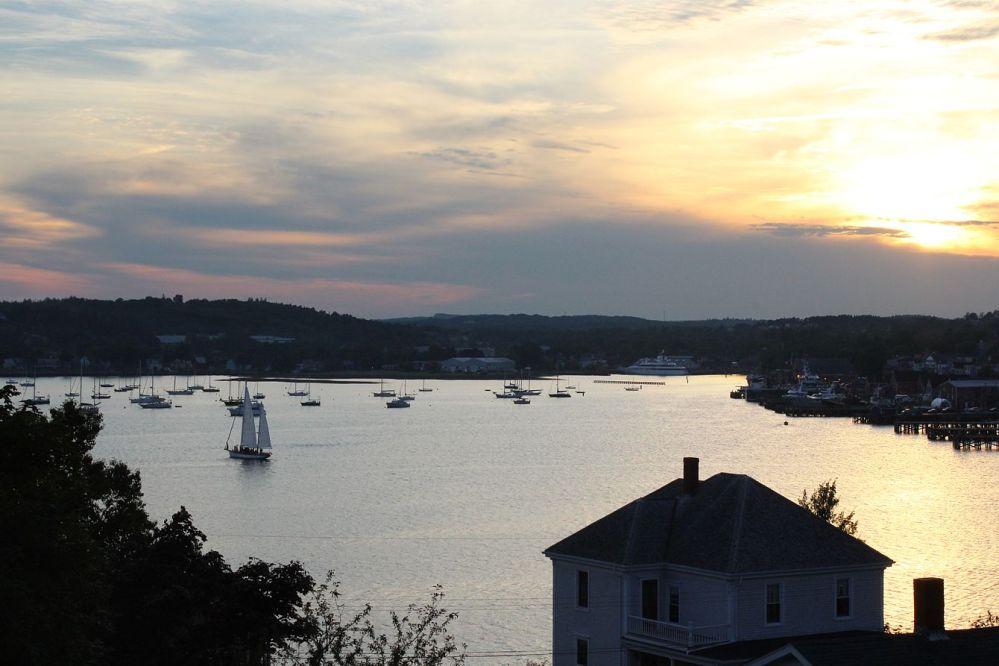 lunenburg-sunset