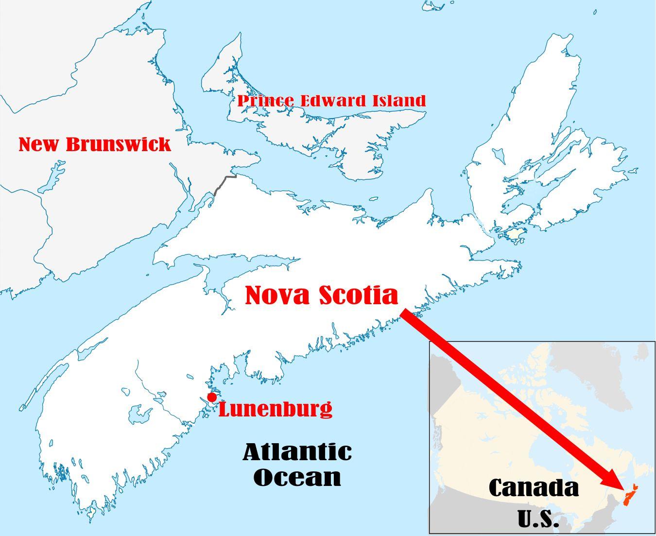 Aussprache von Nova Scotia: Wie man Nova Scotia auf
