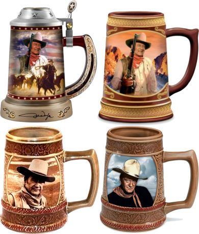 john-wayne-beer-steins