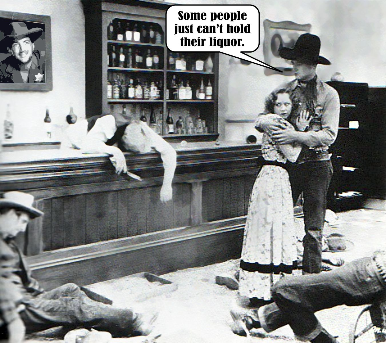 The Selling of John Wayne, Part 4 … A beer with John … | My Favorite ...