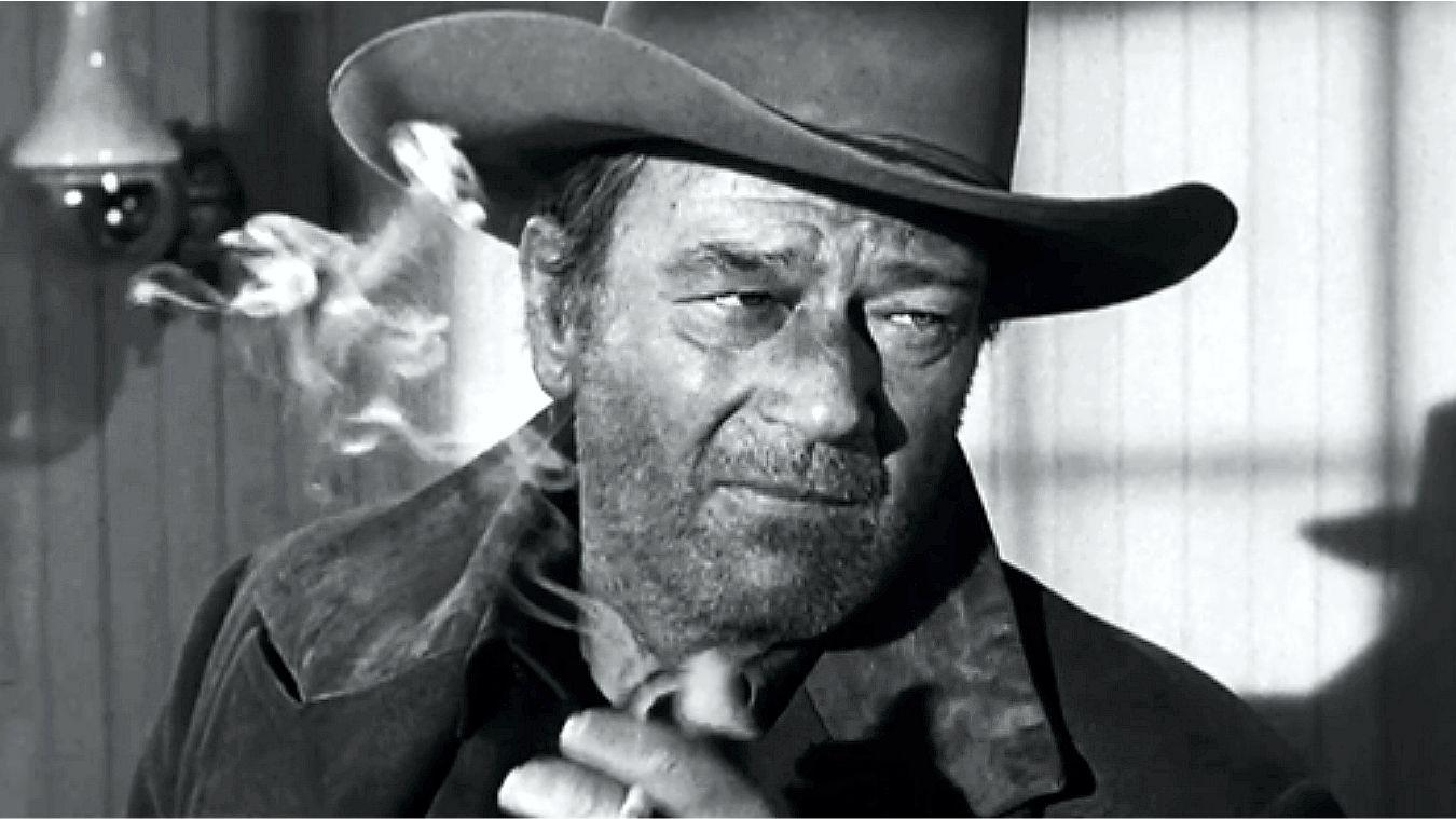 John Wayne Quote Life Is Hard John Wayne  My Favorite Westerns  Page 2