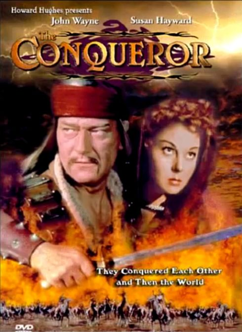 john-wayne-the-conqueror-poster