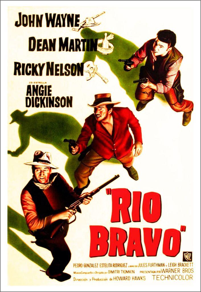 rio-bravo-posters