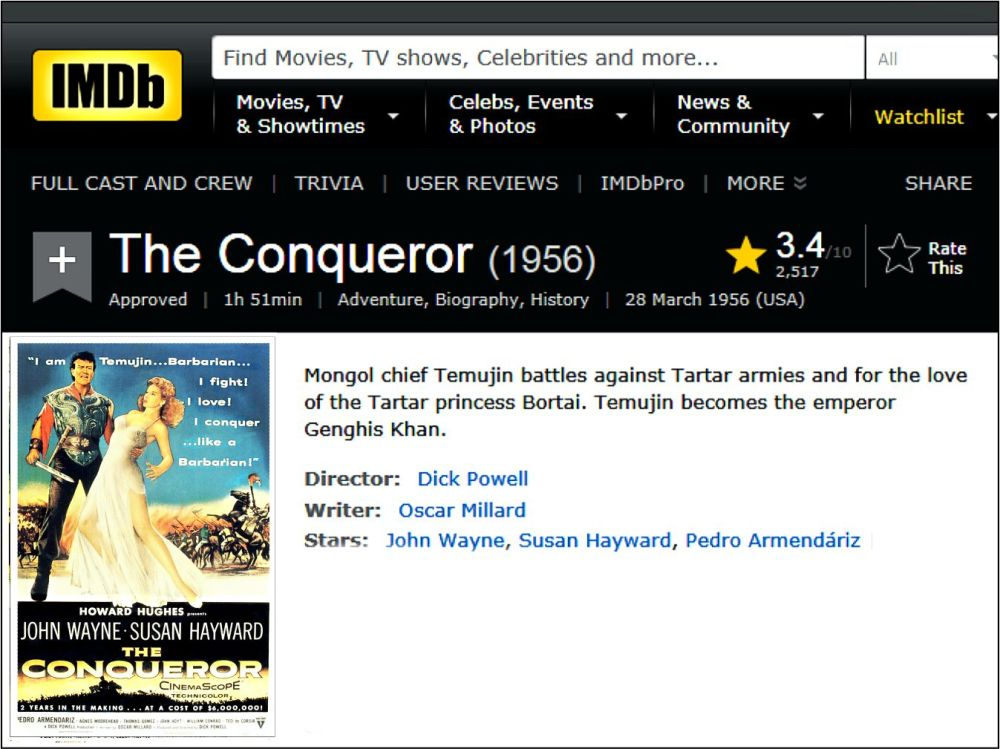 the-conqueror-imdb-review