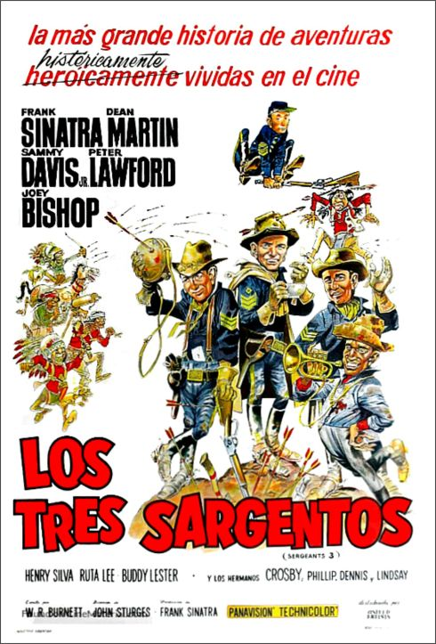 sargeants-3-poster-9