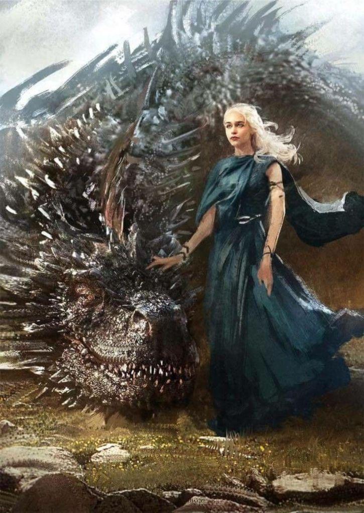 Got Daenerys Targaryen